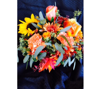 Bounty of Fall in Kent WA, Blossom Boutique Florist & Candy Shop