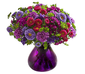 Lavender Joy Bouquet (L)