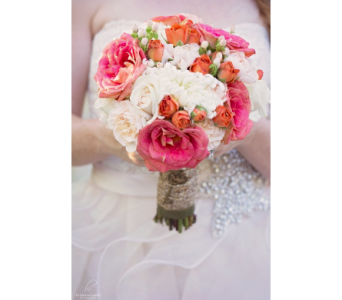 Sweet Rose Boquet in Kissimmee FL, Golden Carriage Florist