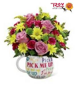 Pick Me Up Bouquet in Cornwall ON, Fleuriste Roy Florist, Ltd.