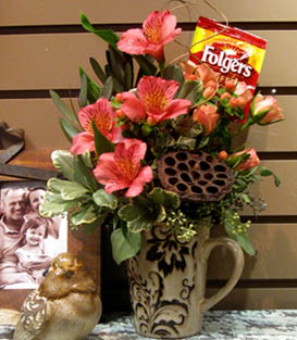 Perk Me Up in Kennewick WA, Heritage Home Accents & Floral