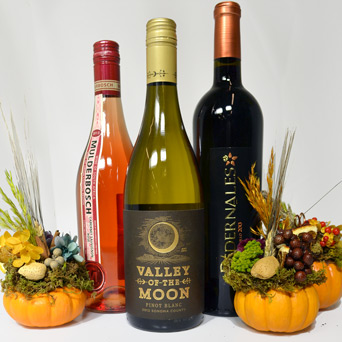 Autumn Wine & Pumpkin in Dallas TX, Dr Delphinium Designs & Events