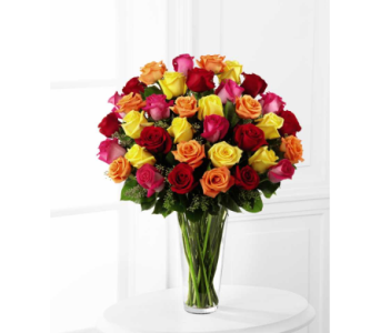 Bright Spark Roses- Exquisite in Arizona, AZ, Fresh Bloomers Flowers & Gifts, Inc