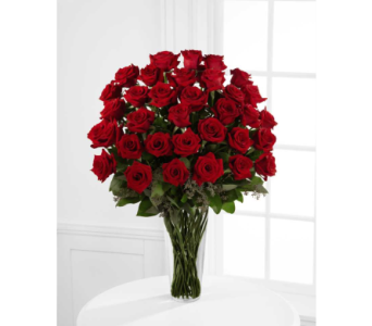 Red Rose Bouquet - Exquisite 36 stems in Arizona, AZ, Fresh Bloomers Flowers & Gifts, Inc