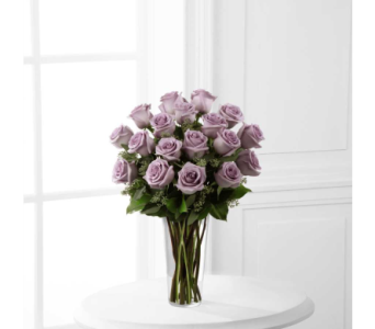 Lavender Rose Bouquet - Deluxe 18 stems in Arizona, AZ, Fresh Bloomers Flowers & Gifts, Inc