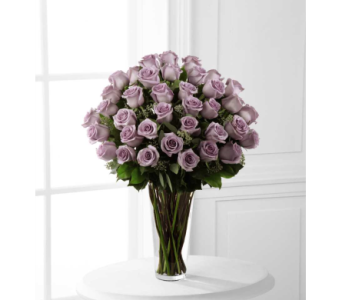 Lavender Rose Bouquet - Exquisite 36 stem in Arizona, AZ, Fresh Bloomers Flowers & Gifts, Inc