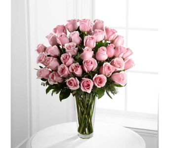 Pink Rose Bouquet - Exquisite 36 STEMS in Arizona, AZ, Fresh Bloomers Flowers & Gifts, Inc