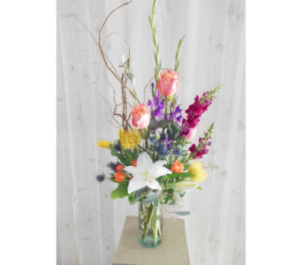 Vibe in Dallas TX, Petals & Stems Florist