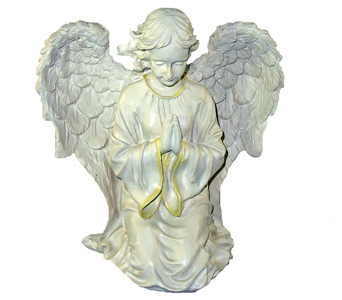 Kneeling Angel Praying in Randallstown MD, Raimondi's Funeral Flowers