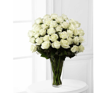 The White Rose Bouquet 36 STEMS in Arizona, AZ, Fresh Bloomers Flowers & Gifts, Inc