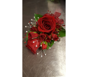 Corsage/bling in Las Vegas-Summerlin NV, Desert Rose Florist