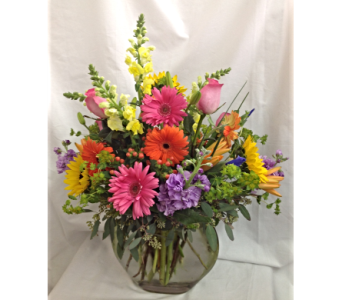 Vibrant Creations Bouquet  in Smyrna GA, Floral Creations Florist