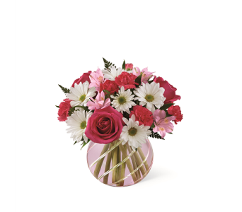 The FTD� Perfect Blooms Bouquet in Elk Grove Village IL, Berthold's Floral, Gift & Garden