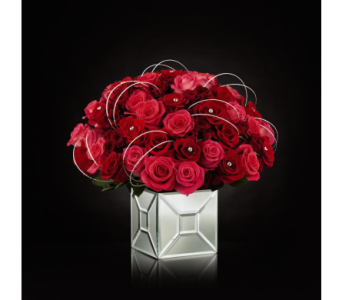 Blushing Extravagance Luxury Bouquet - D in Arizona, AZ, Fresh Bloomers Flowers & Gifts, Inc