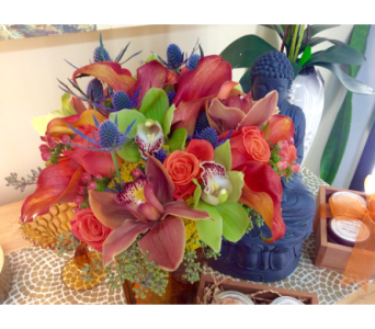 Custom Wedding Bouquet in Vero Beach FL, Artistic First Florist