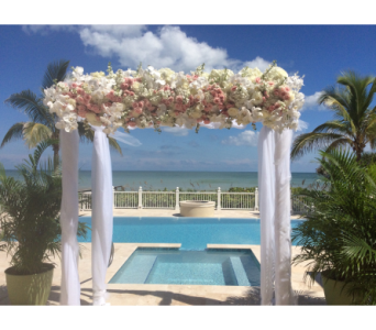 Custom Wedding Decour in Vero Beach FL, Artistic First Florist