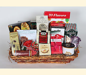 Family Gathering Basket in Southampton PA, Domenic Graziano Flowers