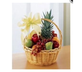 Tasteful Choice Fruit Basket in Indianapolis IN, George Thomas Florist