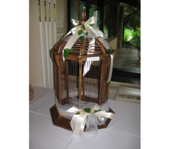 Bird Cage in Blue Bell PA, Country Flower Shoppe