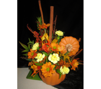 Pumpkin Spice in Bismarck ND, Dutch Mill Florist, Inc.
