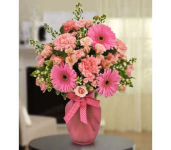 Tickled Pink in Indianapolis IN, George Thomas Florist