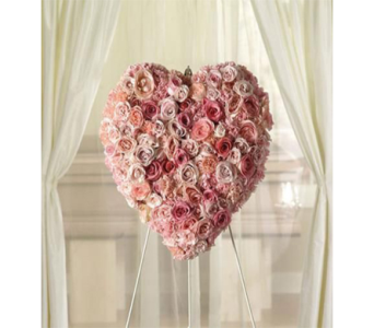 Stunning Memorial Heart in Indianapolis IN, George Thomas Florist