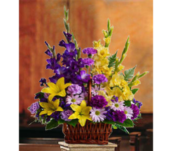Basket of Memories in Indianapolis IN, George Thomas Florist