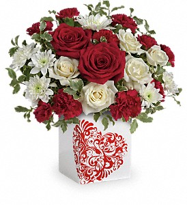 Teleflora's Best Friends Forever Bouquet in Royersford PA, Three Peas In A Pod Florist