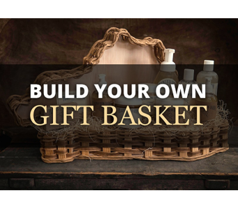 Create Your Own Gift Basket in Pleasanton CA, Bloomies On Main LLC
