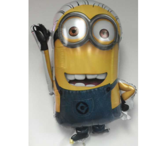 Minion Balloon in Portland OR, Portland Florist Shop