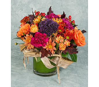 Fall Spectacular in Great Neck NY, United Floral