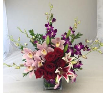 Sensational You Bouquet in Whittier CA, Ginza Florist