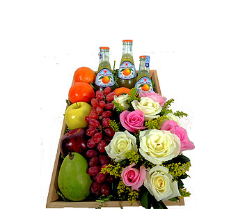 Fruit Beauty & Bloom in Baltimore MD, Raimondi's Flowers & Fruit Baskets