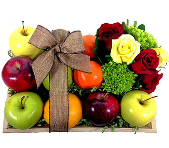 Fruit & Flowers in Baltimore MD, Raimondi's Flowers & Fruit Baskets
