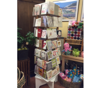Cards in Ashburn VA, Lavender Fields