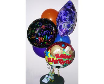Balloon Bouquet in Cary NC, Cary Florist