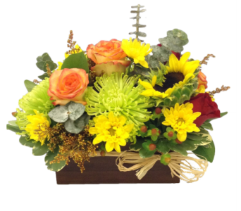 Fall Delight in Stuart FL, Harbour Bay Florist