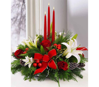 A Very Merry Christmas in Indianapolis IN, George Thomas Florist