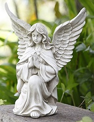 Kneeling Praying Angel in Perrysburg & Toledo OH  OH, Ken's Flower Shops