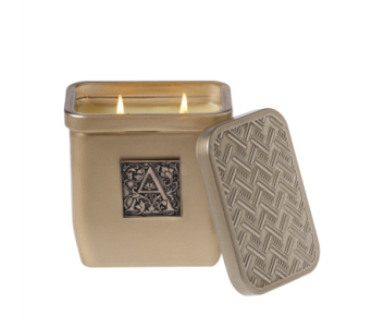 Aromatique Orange & Evergreen Candle in Little Rock AR, Tipton & Hurst, Inc.