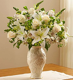 Loving Blooms� Lenox� White in Jupiter FL, Anna Flowers