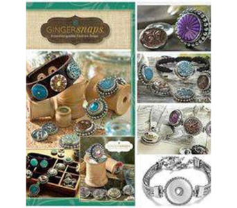 Gingersnap Jewelry in Saratoga Springs NY, Dehn's Flowers & Greenhouses, Inc