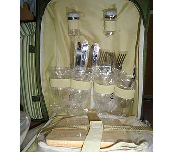 Picnic Kit in Saratoga Springs NY, Dehn's Flowers & Greenhouses, Inc