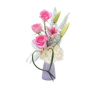Precious Pink in Schaumburg IL, Deptula Florist & Gifts, Inc.