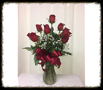 RED ROSE SPECIAL in Titusville FL, Floral Creations By Dawn