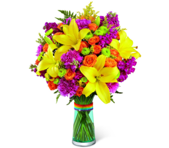 Pick-Me-Up Bouquet in Norristown PA, Plaza Flowers