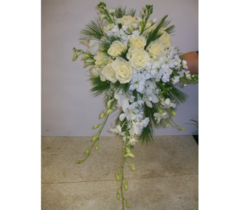 Christmas Wedding in Fairfax VA, Exotica Florist, Inc.