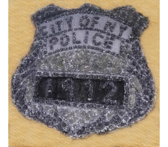 Police Shield in Staten Island NY, Kitty's and Family Florist Inc.