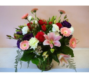 Alluring Floral Bouquet in San Francisco CA, Fillmore Florist