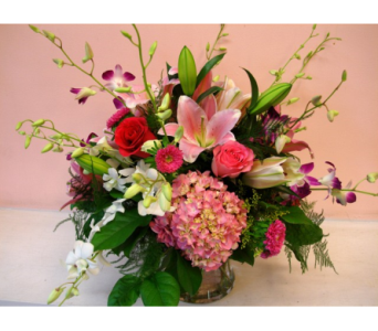 Radiance of Love in San Francisco CA, Fillmore Florist